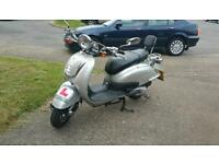 Tommy scooter 125cc