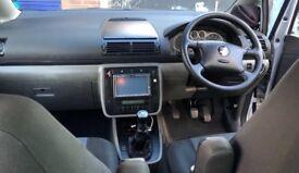 Taxi Seat Alhambra 2.0 TDI Eco Motive Gedling Borough Council