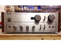 Vintage Sony TA-2650 Integrated Stereo Amplifier - Exceptional condition