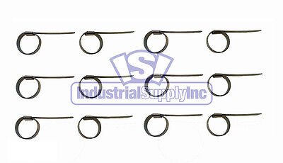 """12-pk 4"""" Clamps for Water Suction Discharge Pump Hose"""