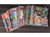 Eagle Comics, Job lot of 78x issues, 1982 to 1983 (plus 1984 Annual)