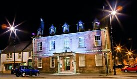 Kitchen Porter Buccleuch And Queensberry Arms Hotel Thornhill