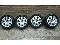 Ford Mondeo transit focus alloy wheels