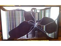 LG 43 inch TV . (Spares or Repair)