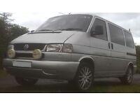 Vw Caravelle / Transporter T4 9 seater