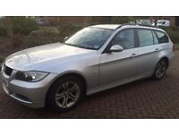 BMW 320d Tourer, heated seats, new PIRELLI tyres & Battery