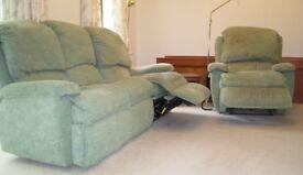Gplan sofa and chair