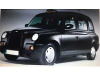 Black Cab Taxi Driver required Night Shift