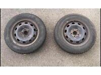 """Snow Tyres 14"""""""
