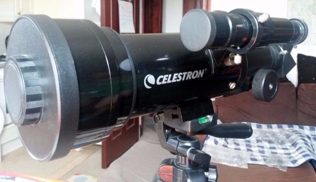 Celestron travel scope telescope excellent condition in