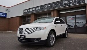 2011 Lincoln MKX FULLY LOADED AWD NO ACCIDENT NAVI BACK-UP CAMER