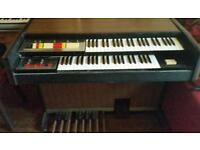 Kingston Electric Organ - Free for Collection