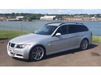 BMW 325i M Sport Touring. Full m.o.t, 6 Months Warranty.