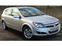 Vauxhall Astra 1.6 SXi 115PS 5 Door **FREE ROAD TAX + MARCH SALE SAVINGS**LOW RUNNING COSTS**