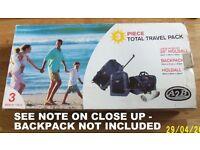 "New Travel Pack Holdalls – Holdall and Large Wheeled 25"" Holdal"