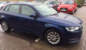 Audi A3 1.6 TDI Sportsback 5dr Full Audi service history