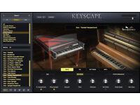 SPECTRASONICS KEYSCAPE (MAC or PC)
