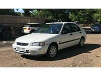 Automatic Honda civic 1.6 LS for sale, very low mileage, MOT, drives perfect.