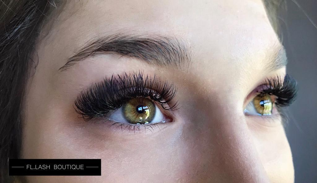 a8729cef472 40 FULL SET- Russian Volume Eyelash extensions. Mink Classics also ...