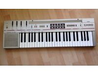 Casiotone CT320. 1985 synth