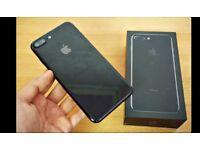 iPhone 7 Plus jet black 32GB west London