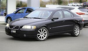2006 Volvo S60 2.5T! AWD! LEATHER! SUNROOF!