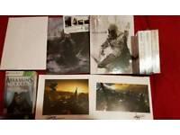 Rare Assassins creed 3 limited artbook