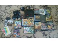 Sega Mega Drive II 16-BIT bundle
