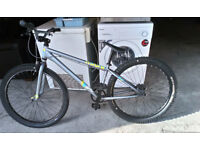 MENS DMR JUMP BIKE 26 INCH WHEELS GOOD WORKING ORDER £100