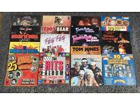 JOB LOT OF VINYL ALBUMS....(18)