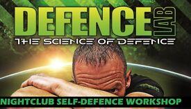 Nightclub/pub self defence seminar!