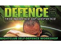 Nightclub/pub self defence seminar!