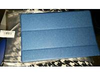 Brand New Cube iwork10 Ultimate Blue Flip/Fold Case