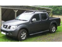 2011 Nissan Navara Tekna 188hp 30000 miles only