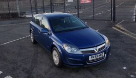 2009 Vauxhall Astra Life 1.4 Petrol 5 Door - MOT November 2018 - 75887 Miles - Service History