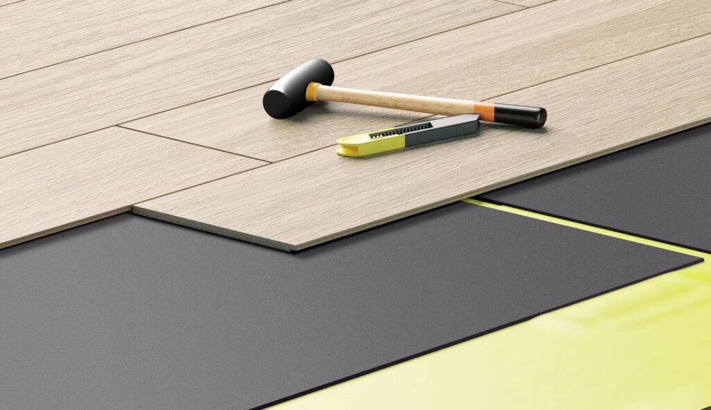 Fußboden Trittschalldämmung ~ Trittschalldämmung laminat test vergleich trittschalldämmung