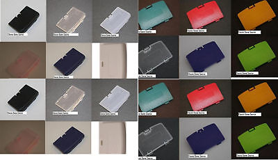 LOT OF 12 GBA & 12 GBC Game boy battery covers (NEW)