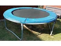 8ft trampoline 'TP' brand