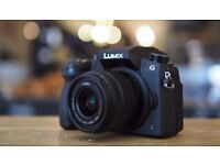 Looking for Panasonic G7