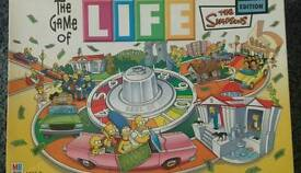 Game of Life-Simpsons