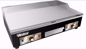 Electric Hotplate Commercial Griddle Brand New With Normal Plug