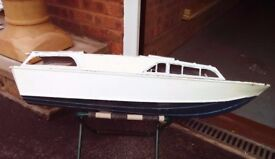solid shell ready for fitting out