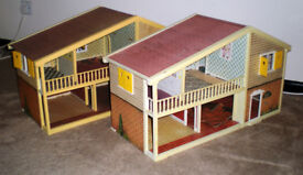 Two, yes two, Dolls Houses for Sale