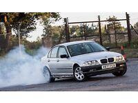 BMW E46 323i 2.5 SE Drift Car