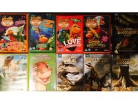 Dinosaur DVD bundle - belfast or near Armagh / Dungannon area
