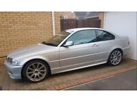 Bmw 330ci coupe Msport low mileage full mot service history full leather