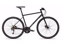 Mens MARIN MUIRWOODS 29er Large hybrid bike **4 Months old** hydraulic disc brakes 27 gears