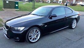 T-Z CARS PRESENT A 2007 BMW 3 SERIES 320D M SPORT HISTORY 6 MONTHS WARRANTY