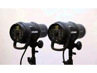 2 Profoto D1 Air 1000 W/s Monolights