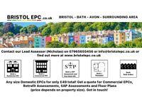 Bristol EPC - Domestic EPCs / Commercial EPCs / Retrofit & SAP Assessments / Floor Plans